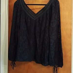 Tops - Lace top, nwot